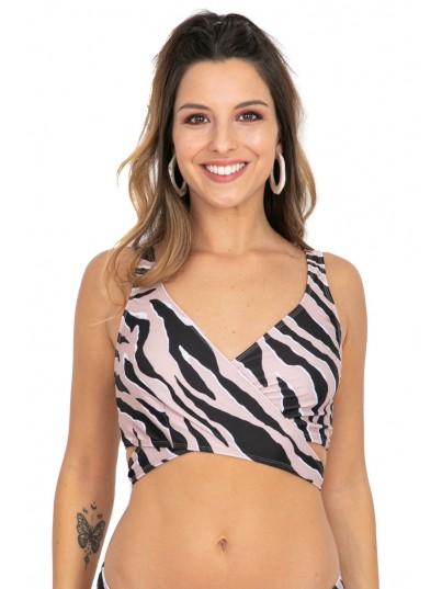 Corpiño Alize Zebra