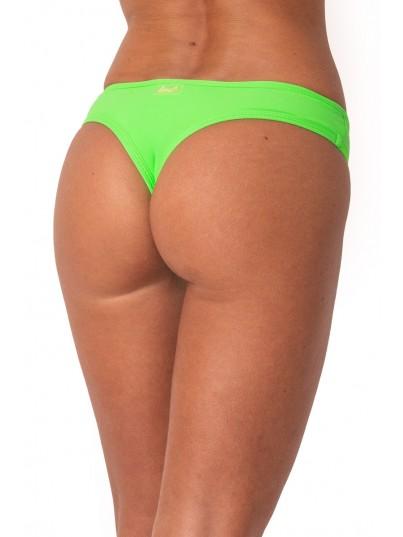 Culotteless con ribetes Verde Tecno